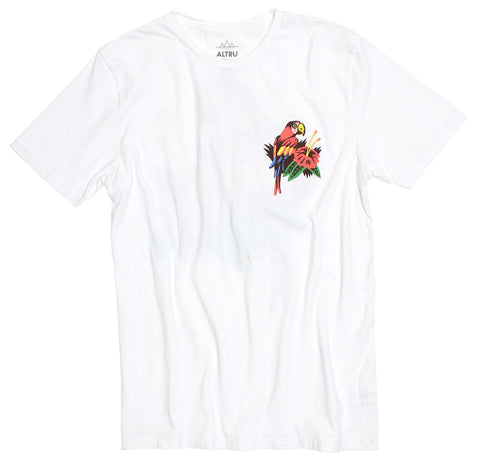 Altru Apparel LP Parrots T-shirt