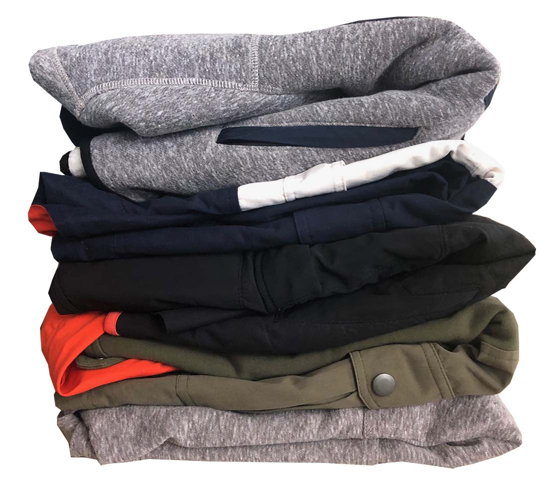 Medium Only Sample Jackets