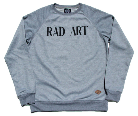 Altru Apparel Rad Art  mens sweater