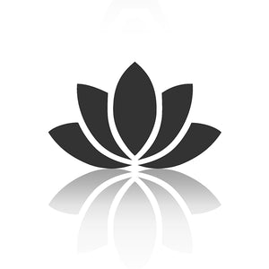 lotus flower silhouette