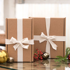 HOLIDAY GIFT WRAP (2 or 3 bottle orders)