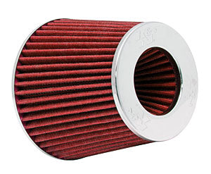 "K&N Tapered Filter Flange Dia.- F: 4"", 102 mm"
