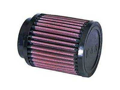 "K&N Round Straight Air Filter Flange Dia. (F): 2.438"" (62 mm)"