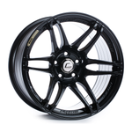 MRII Black Chrome Wheel 18x8.5 +22mm 5x114.3