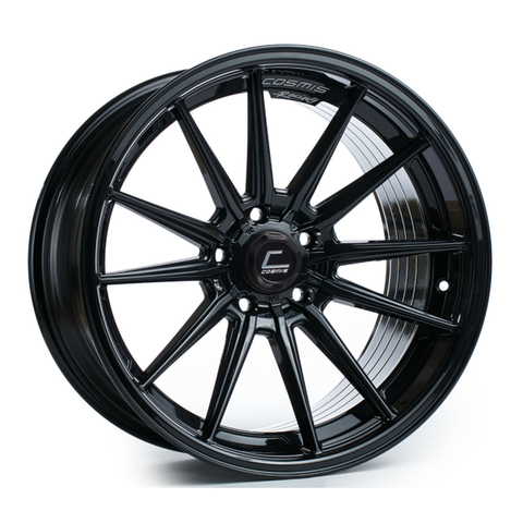 R1 Black Wheel 18x10.5 +30mm 5x114.3