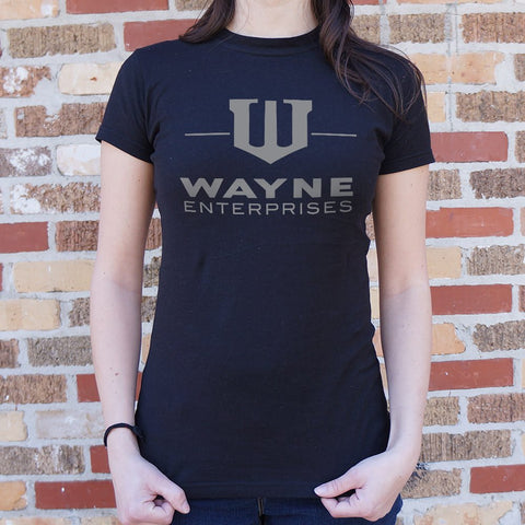 Wayne Enterprises T-Shirt (Ladies)