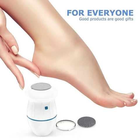 Portable Electric Foot Heel Care Tool