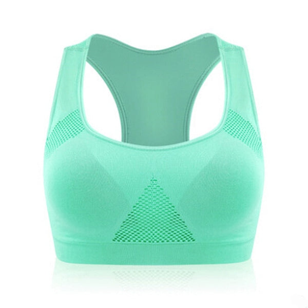 Professional Absorb Sweat Top Athletic Running Sports Bra - Fitness Adicts