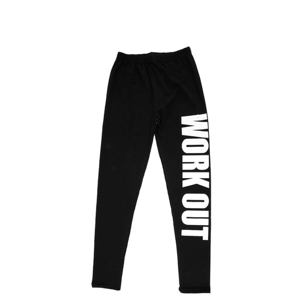 New Womens Workout Legging sports Gym Fitness Sports Trouser Training Pants free shipping - Fitness Adicts