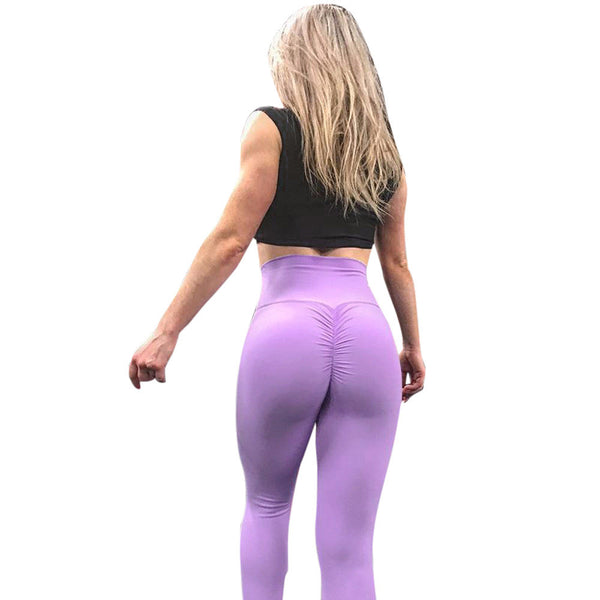 Women's Fashion Workout Leggings Fitness Sports Gym Running Yoga Athletic Pants - Fitness Adicts
