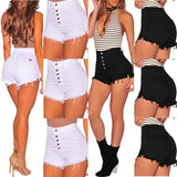 High Waist   Hot Shorts - Fitness Adicts