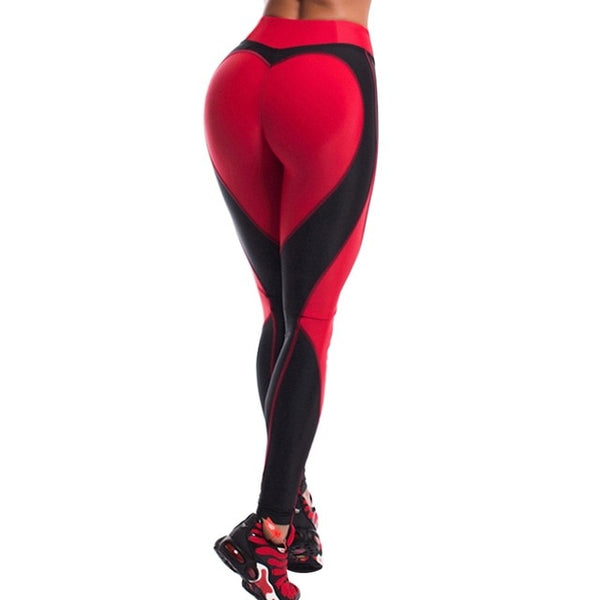 Sexy Women Leggings Gothic Insert Mesh Design - Fitness Adicts
