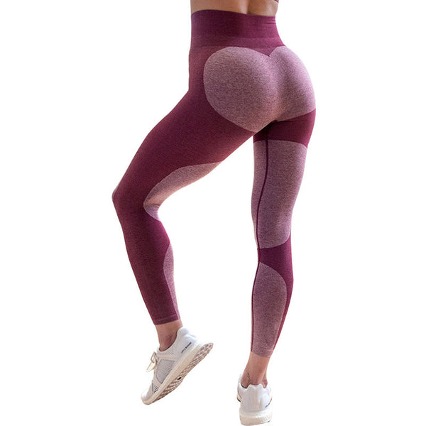 Butt Push Up Leggings - Fitness Adicts
