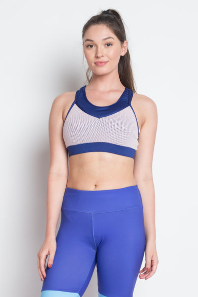 DOUBLE STRAP SPORTS BRA - Fitness Adicts