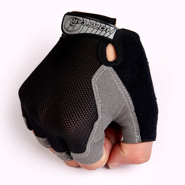 Sports Gym Gloves Men Fitness Training Exercise Anti Slip Weight Lifting - Fitness Adicts