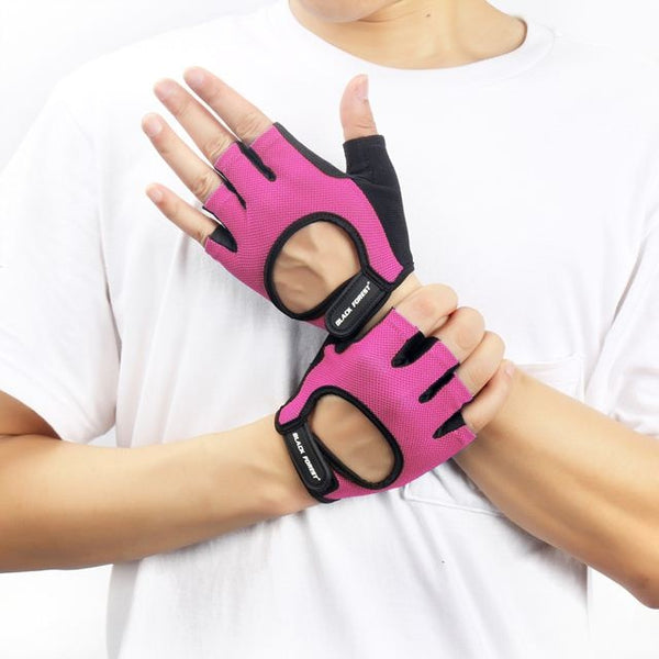 Bodybuilding Weightlifting Excise Sport Gloves Gym Breathable Anti Slip - Fitness Adicts