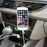 Phone Dual USB Car Mount - Fitness Adicts