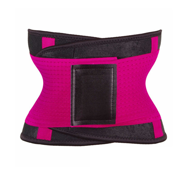 Waist Trainer Belt Slimming Body Shaper Sport Girdle Belt for Women - Fitness Adicts