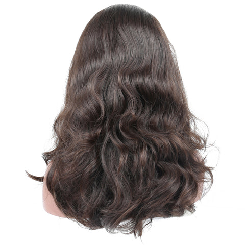Jewish Wig 100% Unprocessed European Virgin Hair 4x4 Silk Base Human Hair Wigs - Fitness Adicts
