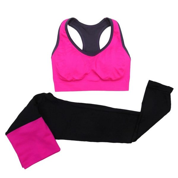 Fitness Sets Two Pieces Tracking Suit Sport - Fitness Adicts