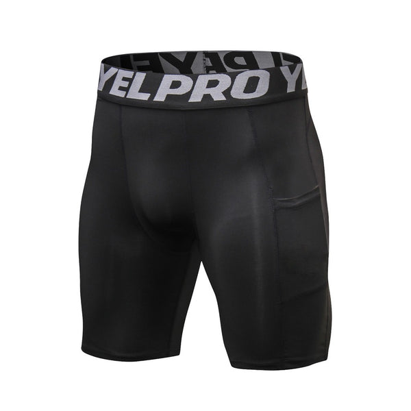 Men's Sports Training Bodybuilding Workout Fitness Short Pants Sports Pants - Fitness Adicts