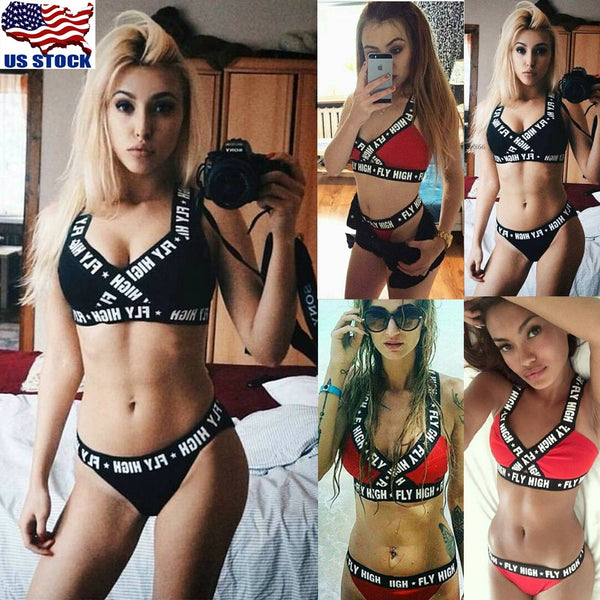 Bra Suit Sexy Top Bra Blouse Fitness Sport Set - Fitness Adicts