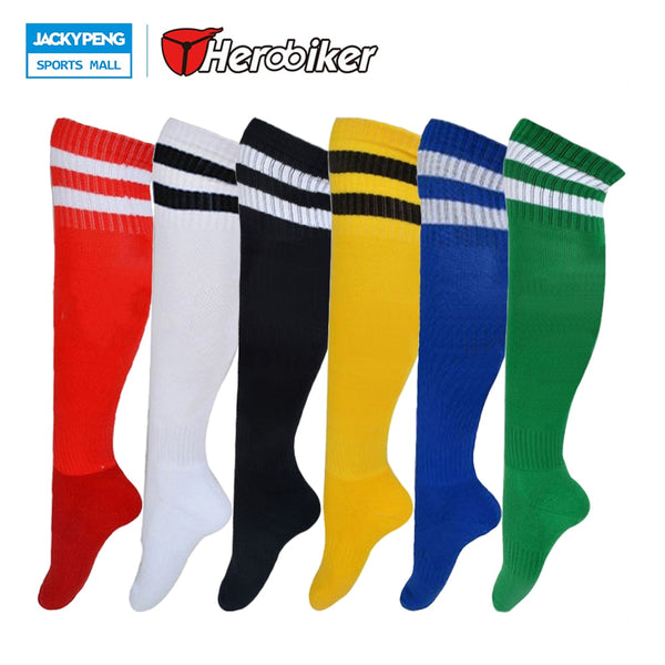 Women Soccer Stockings Sport Socks Knee Legging - Fitness Adicts