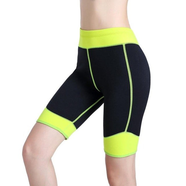 2018 NEW Style Stretch Leggings Cycling Shorts Fitness legging Sexy Silm legins High Waist Trouser Women Workout Shorts - Fitness Adicts
