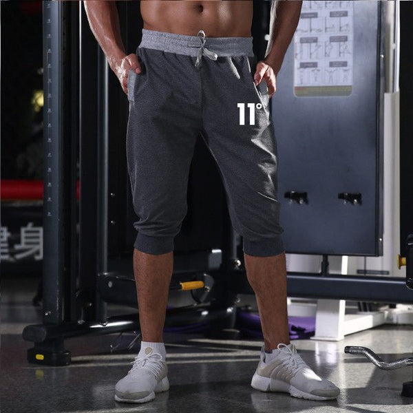 Male Trousers Casual Pants Sweatpants Jogger - Fitness Adicts