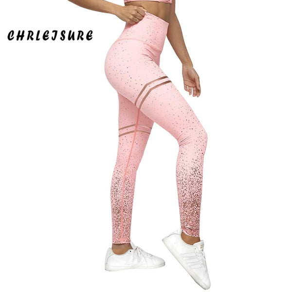 Fashion Sexy Polyester Leggings - Fitness Adicts
