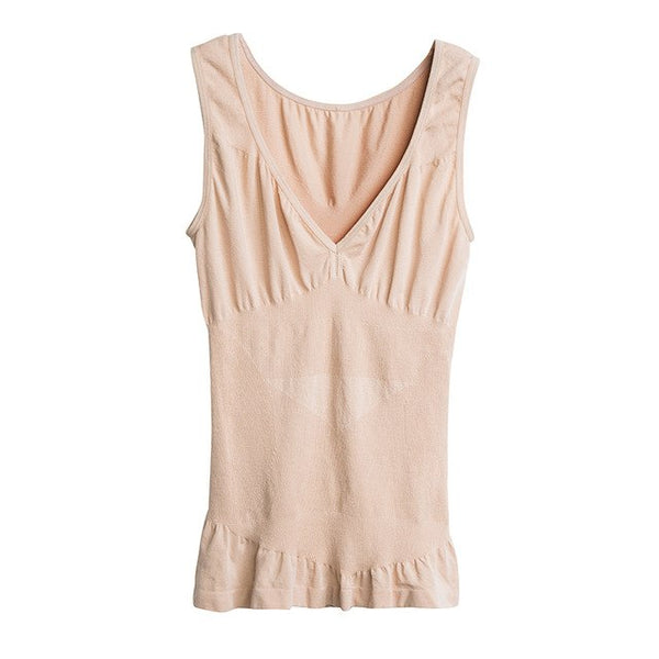 Body Shapers Slim Up Lift Bra Thermal Tank Top Sculpting Vest Shapers - Fitness Adicts