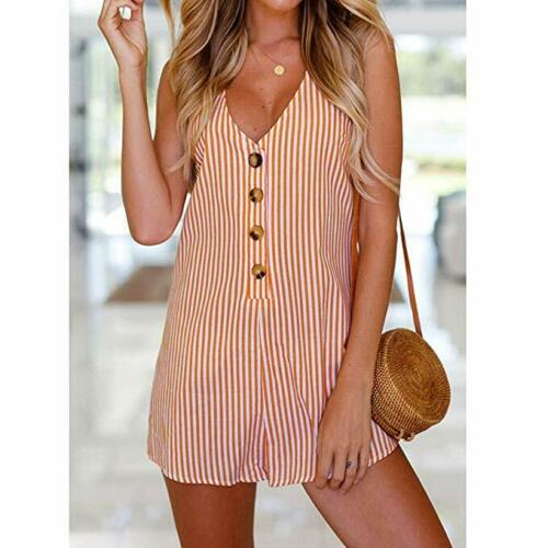 Striped  Short Sleeve High Street V Neck Dress - Fitness Adicts