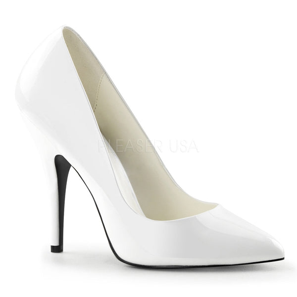 SEDUCE-420 White Patent