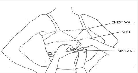bra fitting guide Econica