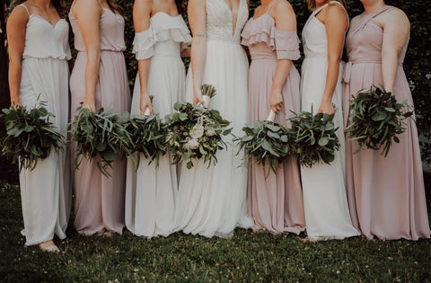Made in Canada gowns wedding + bridesmaid dresses
