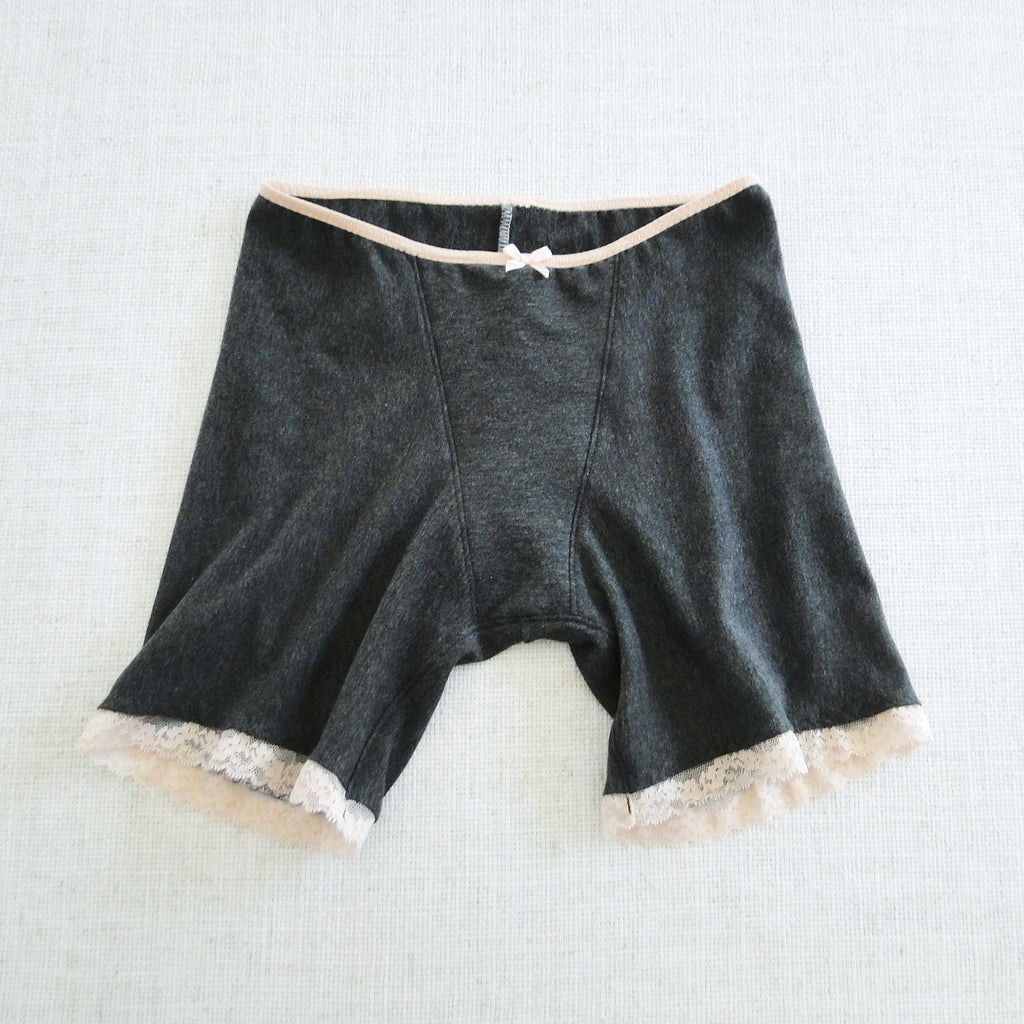 fitted boxer panties for women