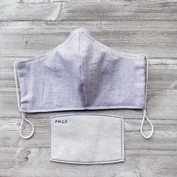 organic cotton taupe bralette