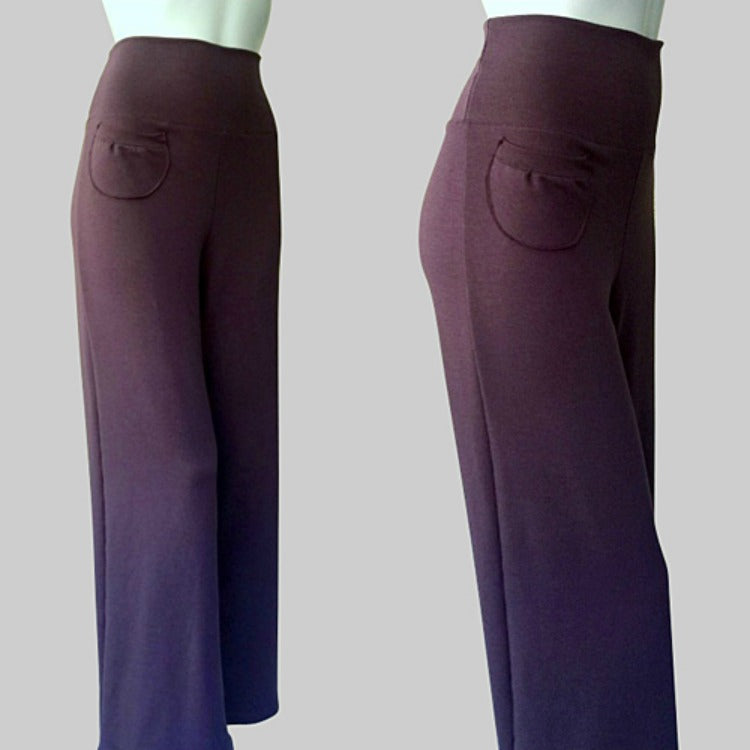 womens bamboo pants