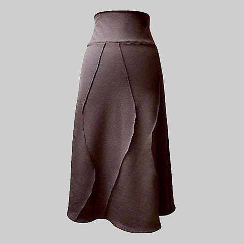 long bamboo skirt