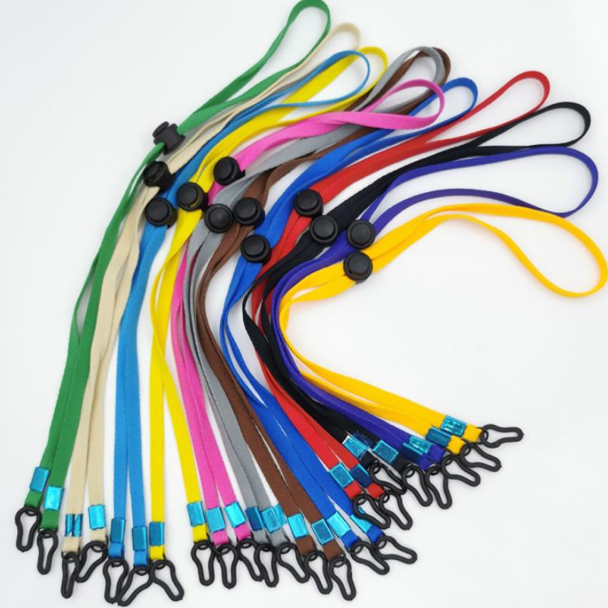 colorful lanyards for mask