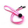 pink lanyard for mask