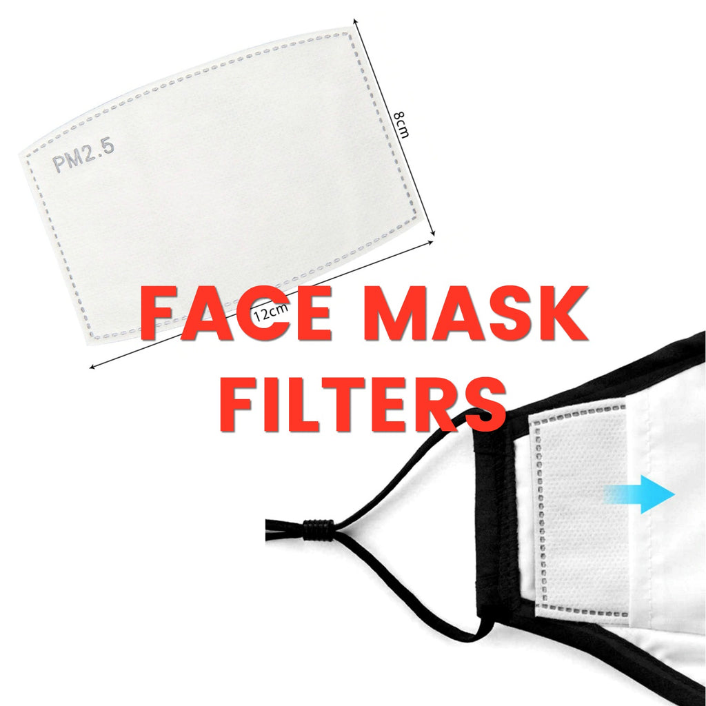 face mask filters