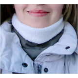organic sherpa neck warmer