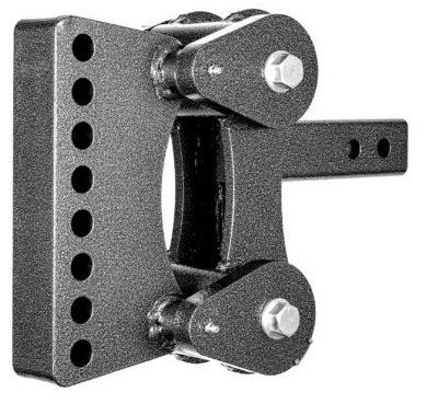 "The Boss (Torsion-Flex) Weight Distribution w/ 2 "" Receiver (10K) and 9 1/2"" Drop and 10 Adjustable Positions"