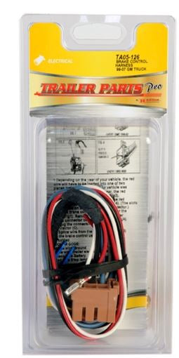 View Larger Image Redline Brake Control Harness Select 99-07 GM TA05-126