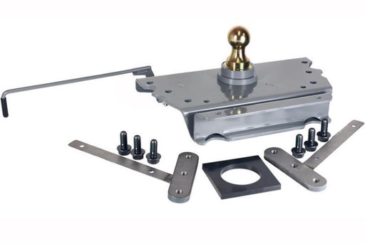 B&W Trailer Hitches Turnoverball Gooseneck Hitch Ram 2500 & 3500, 2013-2019