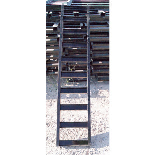 "PJ Dump Trailer Ramp 16"" Wide x 77"" Long"