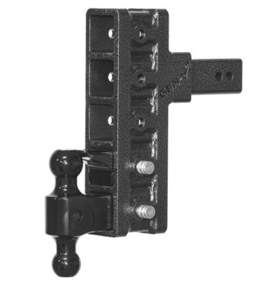"Mega-Duty 32K Drop Hitch w/ 2 1/2"" Receiver and 9"" Offset Drop and 5 Adjustable Positions -AT NexAge Trailer Parts We Price Match Etrailer with Free Shipping, Gen-Y"