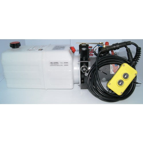 Pump Dual Action KTI with Remote