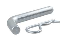 "Hitch Pin and Clip 5/8"" Pin -AT NexAge Trailer Parts We Price Match Etrailer with Free Shipping, Draw-Tite"
